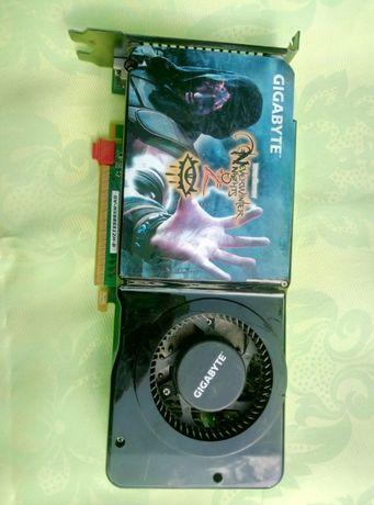Видеокарта GIGABYTE GeForce® 8800 GT 512 Мб под ремонт.