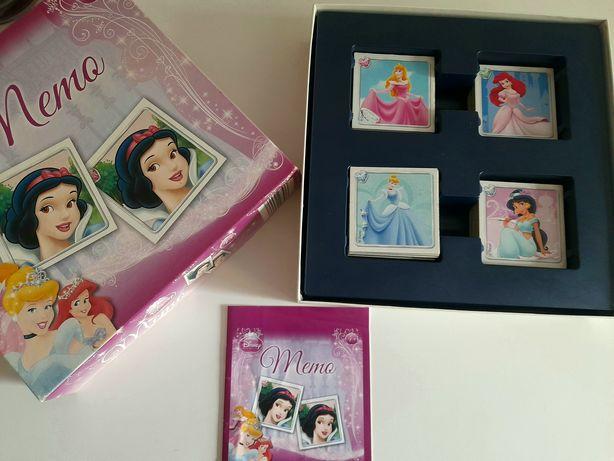 Memory Disney Księżniczki 4+
