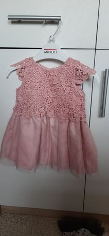 Sukienka Primark i bawełniana w kwiaty 62