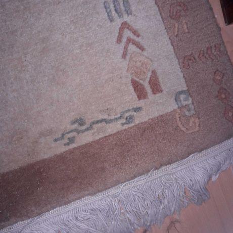 Conjunto de 3 Tapetes de Quarto em lã