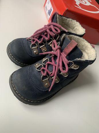 Buty zimowe emel 23 grantowe dziewczęce