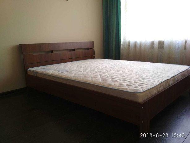 Двуспальная Кровать Стиль 160*200! Матрасы Комфорт и Эко в Наличии!