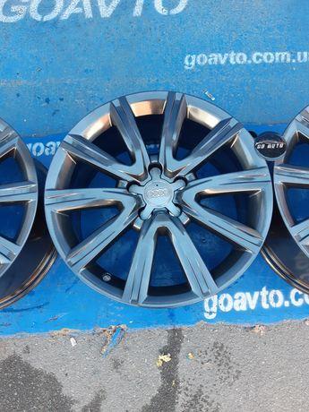 GOAUTO комплект дисков Audi A4 A6 5/112 r18 et39 8j dia66.6 в идеально