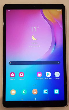 Tablet Samsung Galaxy Tab A 10.1 2019 SM-T515 4G LTE FullHD Android 10