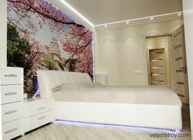 Ремонт квартир под ключ от 3600 грн м.кв Работа и материалы
