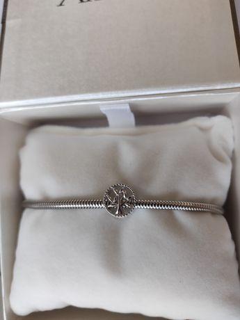 Bransoletka srebrna beads APART - idealna na prezent!