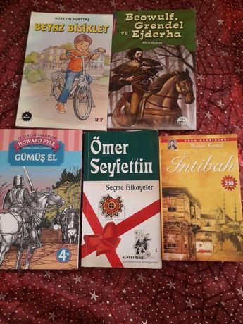 Турецкий язык. Книги для чтения. Детские книги на турецком языке