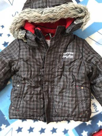 Зимняя куртка 92-98