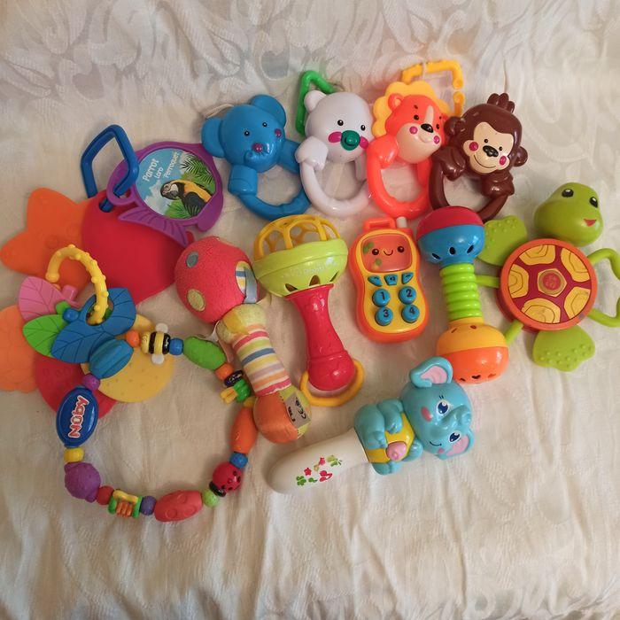 Игрушки, погремушки, грызуны. Лозовая - изображение 1