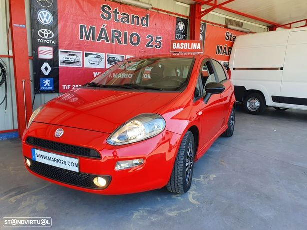 Fiat Punto 0.9 8V TwinAir Start&Stop