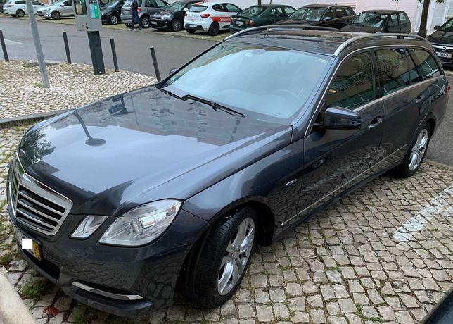 Carrinha Mercedes E220 Diesel Bluefficiency