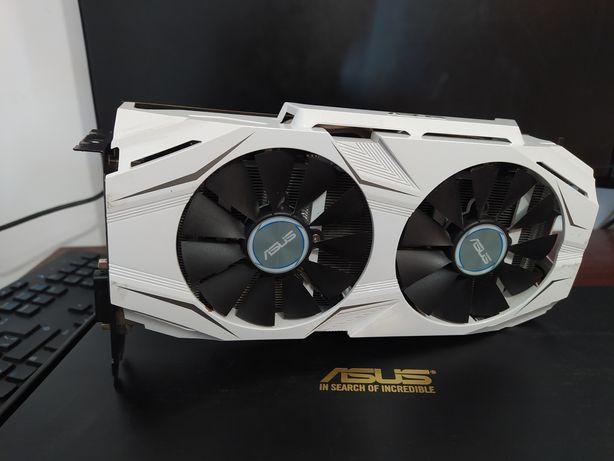 Asus Dual GTX 1060 6gb