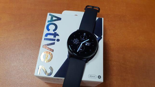 Samsung Galaxy Watch Active 2 40mm smartwatch, zegarek, stan bdb