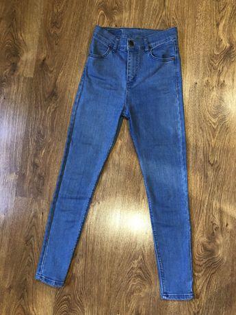 Синые джинсы