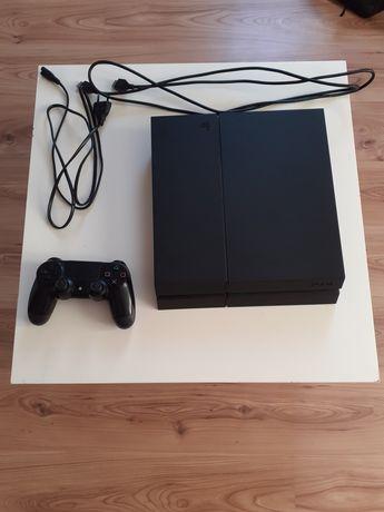 Konsola PS4+ Pad (lub wymiana za Nintendo Switch)