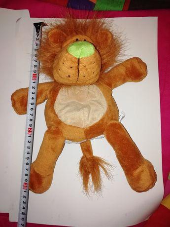 игрушка на руку театр лиса,лев