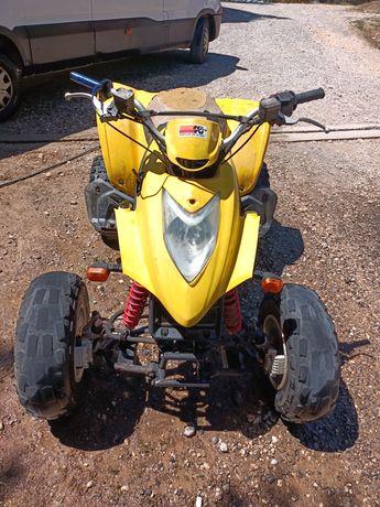 Quad Kymco kxr 250