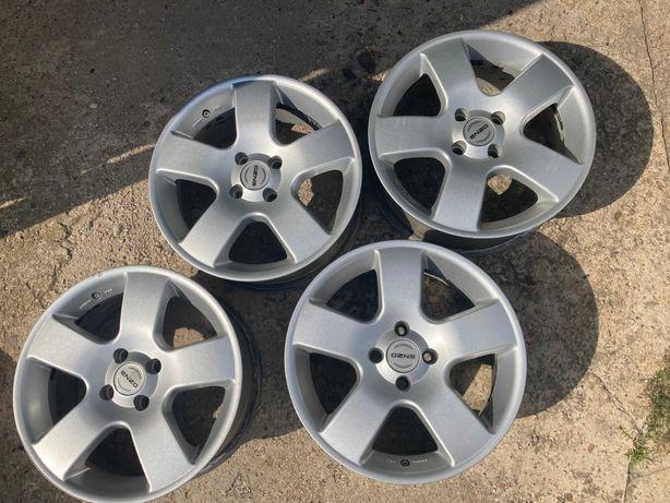 Felgi aluminiowe Enzo V, 7x16, 4x100 np. Corolla E12