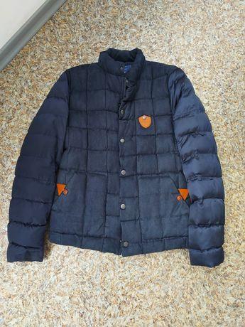Куртка стеганная на подростка 158-164
