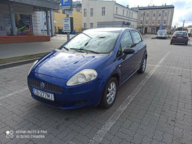 Fiat punto nowe sprzęgło,skrzynia,amortyzatory.albo zamiana na awtomat
