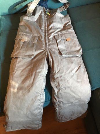 Ocieplane spodnie Coccodrillo 104 stan idealny