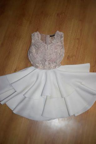 Sukienka idealna na sylwester, wesele r.36