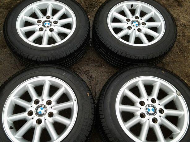 Alufelgi 15 BMW z oponami