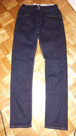 Spodnie jeansy na 12-13lat