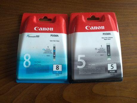 Tinteiros Impressora Canon 5 - 8