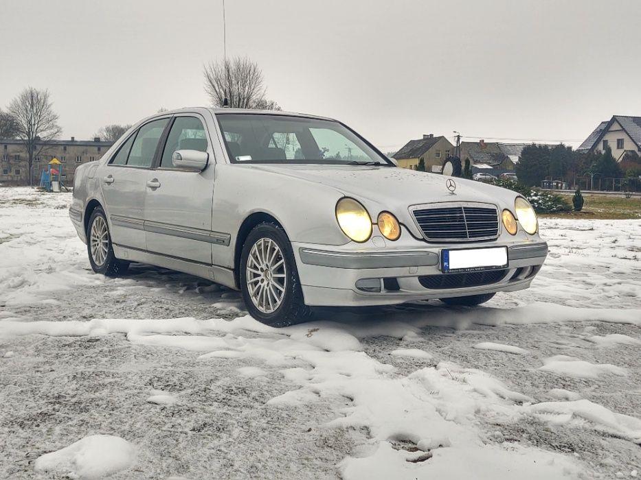 Mercedes-Benz E220CDI E-Klasa! Sedan! 6 Biegów! Doinwestowany! LIFT! Kalisz Pomorski - image 1