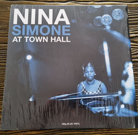 Nina Simone - At Town Hall winyl US Blue