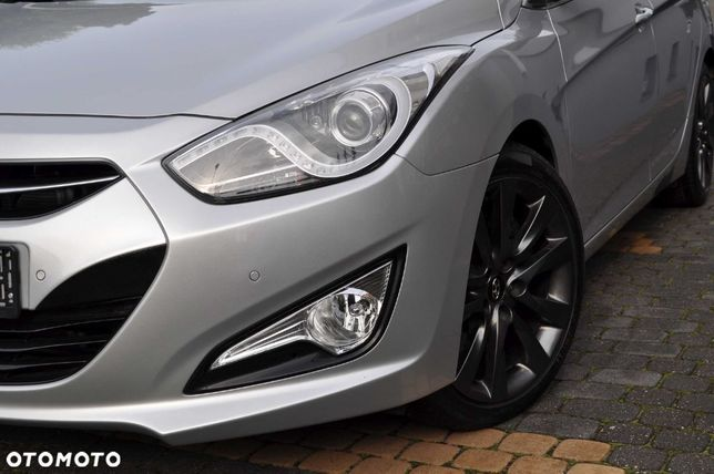 Hyundai i40 Panorama Kamera Navi Skóry 2xPDC Zadbany Bezwypadkowy