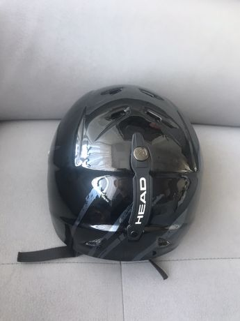 Kask narciarski HEAD Rabel black HD-2B