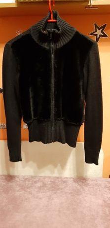 2 szt czarne sweterki