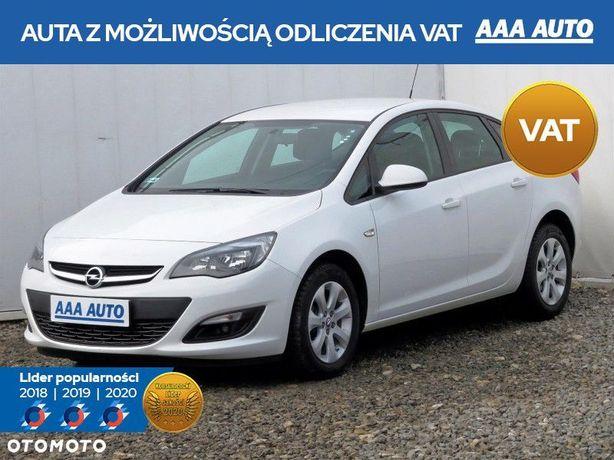 Opel Astra 1.6 16V, Salon Polska, 1. Właściciel, Serwis ASO, GAZ, VAT 23%, Klima,