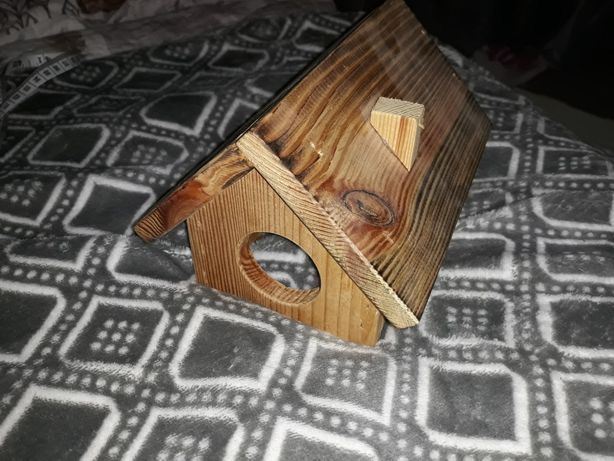 Domek dla chomika myszki