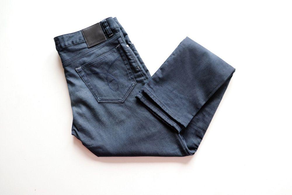 Spodnie męskie jeansy Calvin Klein Jeans Skinny W34 L34. Stan idealny! Węgierska Górka - image 1