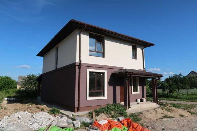 Продам дом в Белогородке, 128м2, 7.5соток, под чистовую, Шевченково