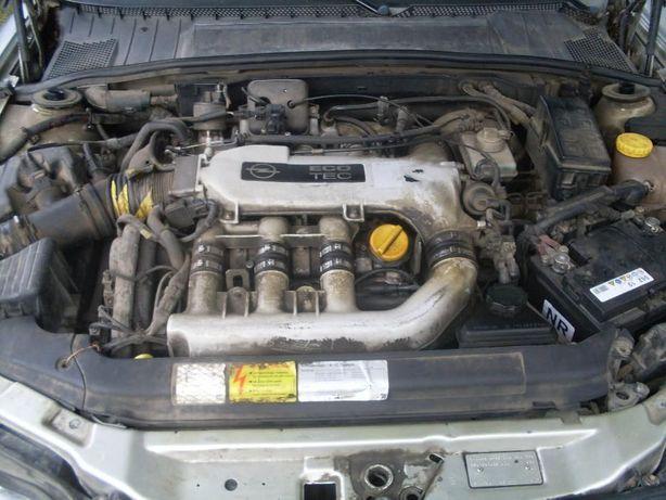 Мотор (двигун) Опель вектра б, омега б(opel vectra B, omega b) X25XE.