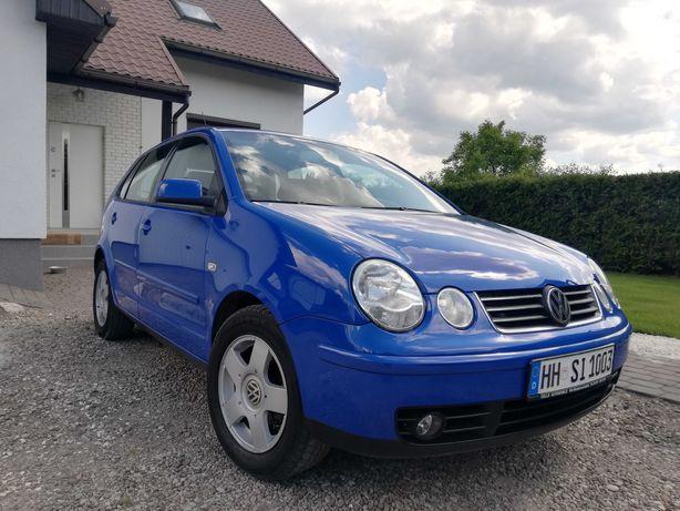 Volkswagen Polo 1,4 Mpi Klimatyzacja Opłacony z Niemiec Zadbany