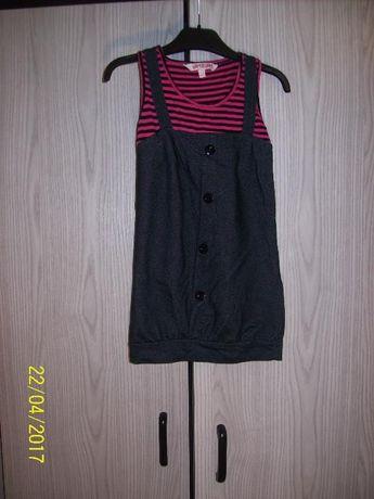 tunika - sukieneczka dla dziewczynki 122cm