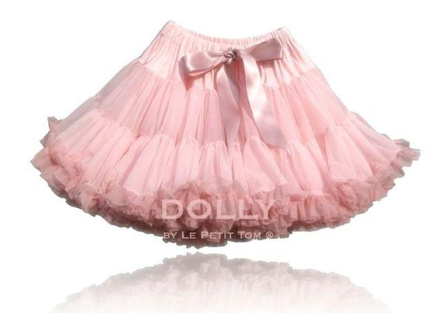 różowa oryginalna tutu balet tańce spódnica Angel's Face SUPER!