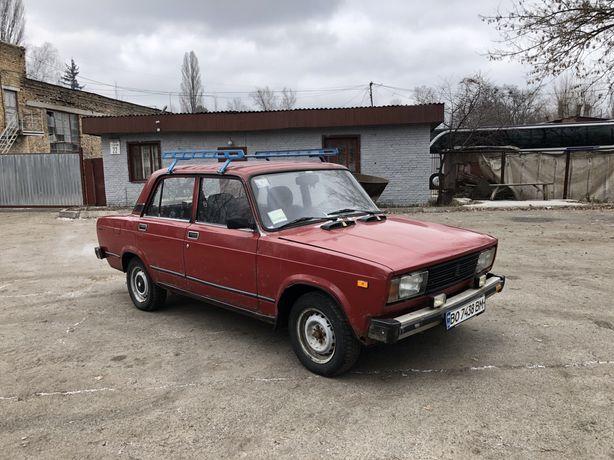 ВАЗ 2105 1990 1.2 Газ-бензин. Экспортный вариант! Киев