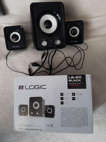 """Głośniki 2.1 """"LOGIC"""""""