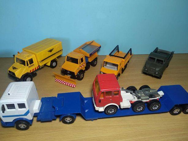 Camiões escala 1/50 (lote de 6)