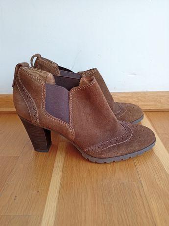 Ботинки-туфли 40