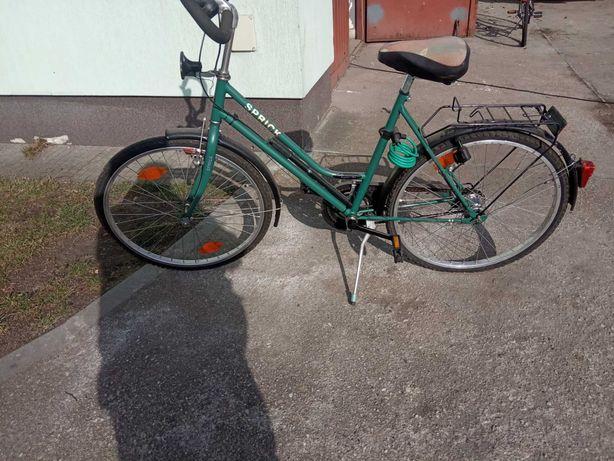 rower damski sprick 7 biegowy