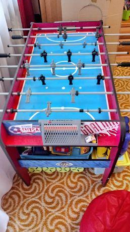 Piłkarzyki duży stół do gry HY-PRO ultimate futsal Dzień Dziecka