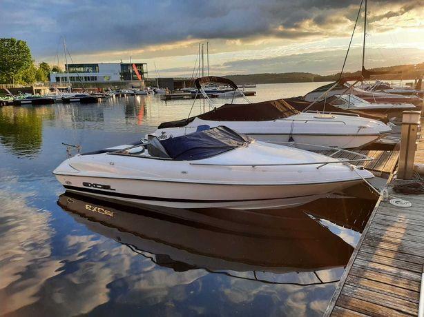 Łódź motorowa Wellcraft Excel 19SL motorówka łodzie motorowe motorówki