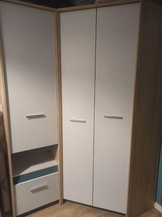 szafa narożna oraz bieliźniarka z półkami Grajewo - image 1